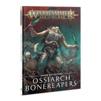 Age of Sigmar: Battletome Ossiarch Bonereapers Ossiarch Bonereapers Games Workshop