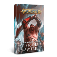 Age of Sigmar: Warscroll Cards Ogor Mawtribes Ogor Mawtribes Games Workshop