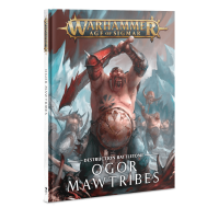 Age of Sigmar: Battletome Ogor Mawtribes Ogor Mawtribes Games Workshop