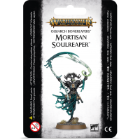 Age of Sigmar: Mortisan Soulreaper Ossiarch Bonereapers Games Workshop