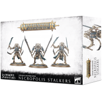 Age of Sigmar: Necropolis Stalkers Ossiarch Bonereapers Games Workshop