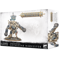 Age of Sigmar: Gothizzar Harvester Ossiarch Bonereapers Games Workshop