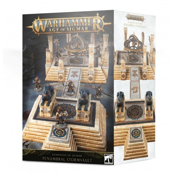 Age of Sigmar: Dominion of Sigmar: Penumbral Stormvault