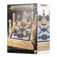 Age of Sigmar: Dominion of Sigmar: Hallowed Stormthrone Scenerie Games Workshop
