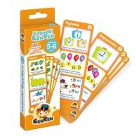 Zagadki CzuCzu dla dzieci 5-6 lat Gry dla Dzieci Bright Junior Media