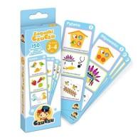 Zagadki CzuCzu dla dzieci 3-4 lat Gry dla Dzieci Bright Junior Media