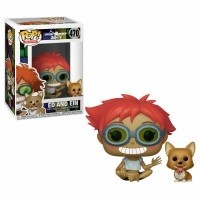 Figurka Funko POP Animation: Cowboy Bebop: Edward & Ein Funko - Animation Funko - POP!