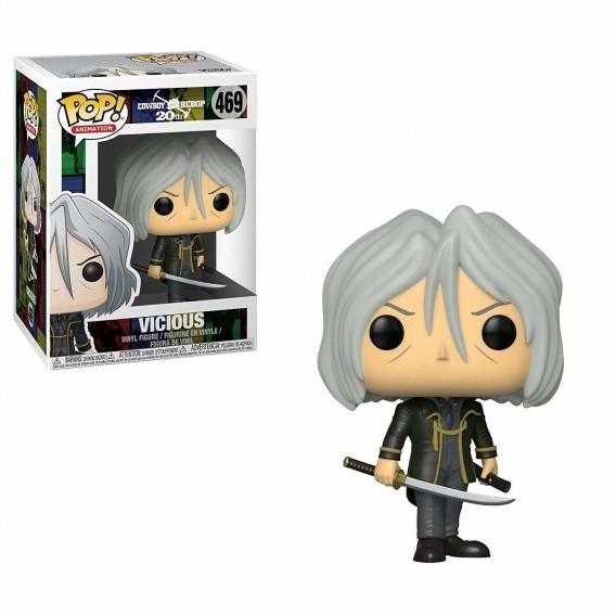 Funko POP Animation: Vicious