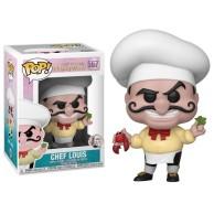 Funko POP Disney: Mała syrenka - Chef Louis