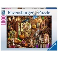 Puzzle 1000 el. Laboratorium Merlina