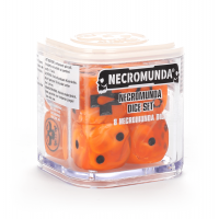 Necromunda Dice Set Necromunda Games Workshop