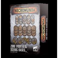 Necromunda: Zone Mortalis Bases Set