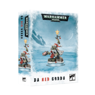 Warhammer 40000: Da Red Gobbo Orks Games Workshop