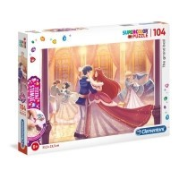 Puzzle 104 el. z ozdobami - The Grand Ball