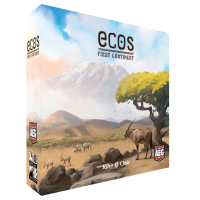 Ecos: The First Continent Strategiczne Alderac Entertainment Group