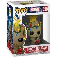 Funko POP Marvel: Marvel Holiday - Groot