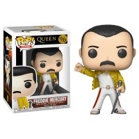 Figurka Funko POP Rocks: Queen - Freddie Mercury (Wembley 1986) Funko - Rocks Funko - POP!