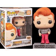 Figurka Funko POP Conan: K-Pop Conan O'Brien Funko - Rocks Funko - POP!