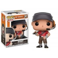 Funko POP Games: Team Fortress 2 - Scout