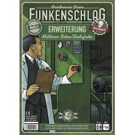 Funkenschlag (Wysokie Napięcie): Middle East/South Africa (Recharged Version) Wysokie Napiecie 2F-Spiele