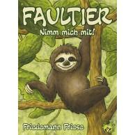Fast Sloths (edycja niemiecka) Rodzinne 2F-Spiele