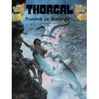 Thorgal - Pustelnik ze Skellingaru (twarda oprawa) Tom 37