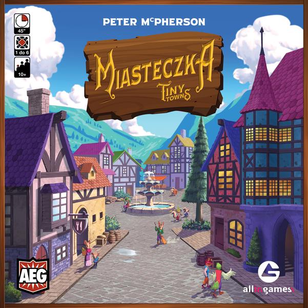 Miasteczka - polska wersja Tiny Towns