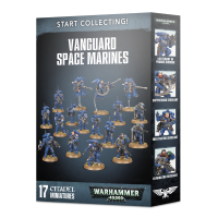 Warhammer 40000: Start Collecting! Vanguard Space Marines Space Marines Games Workshop