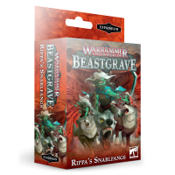 Warhammer Underworlds: Beastgrave – Rippa's Snarlfangs Warhammer Underworlds Games Workshop