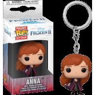 Funko POP Keychains: Frozen 2 - Anna