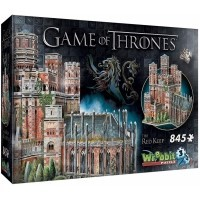Puzzle 3D 845 el. Gra o Tron Red Keep