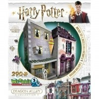 Puzzle 3D 290 el. Harry Potter Madam Malkin's