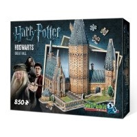 Puzzle 3D 850 el. Harry Potter Hogwarts Great Hall