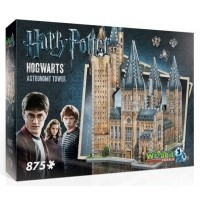 Puzzle 3D 875 el. Harry Potter Hogwarts Astronomy Tower
