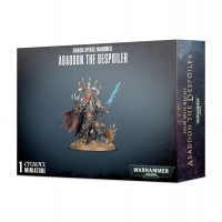 Warhammer 40000: Abaddon the Despoiler Chaos Space Marines Games Workshop
