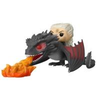 Funko POP TV: Game of Thrones - Daenerys on Fiery Drogon