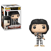 Funko POP Rocks: Queen - Freddie Mercury