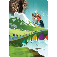 "Dixit: \""Merry Christmas\\"" Promo Card"