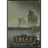 Barrage: The Leeghwater Project expansion Pozostałe gry Cranio Creations