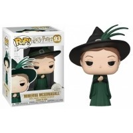 Funko POP Movies: Harry Potter - Minerva McGonagall (Yule)