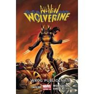 All-New Wolverine. Wróg publiczny II. Tom 3