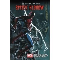 Amazing Spider Man. Spisek klonów. Tom 5