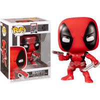 Funko POP Marvel: 80th - First Appearance Deadpool