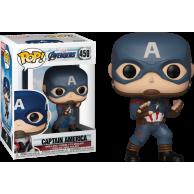 Funko POP Marvel: Avengers Endgame - Captain America