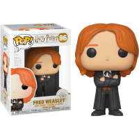 Funko POP Movies: Harry Potter S8 - Fred Weasley (Yule)
