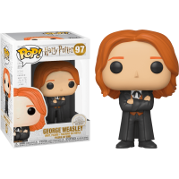 Funko POP Movies: Harry Potter S8 - George Weasley (Yule)