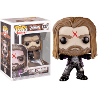 Funko POP Rocks: Rob Zombie - Rob Zombie