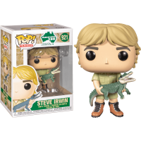 Funko POP TV: Crocodile Hunter - Steve Irwin