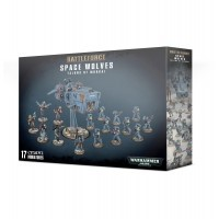 Warhammer 40000: Space Wolves Talons of Morkai