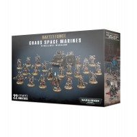 Warhammer 40000: Chaos Space Marines Vengeance Warband Chaos Space Marines Games Workshop